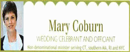 Mary Coburn Officiant 3